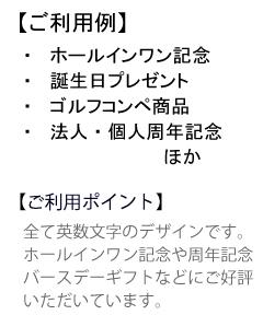 エンブレム4プリントイメージ画像