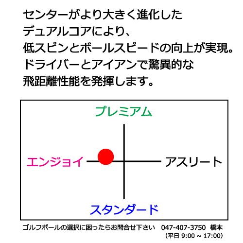 タイトリストVG3イエローゴルフボールの商品説明