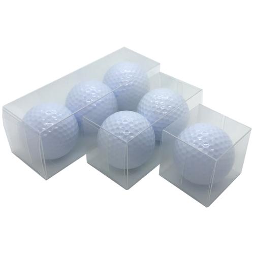 透明ゴルフボールケース