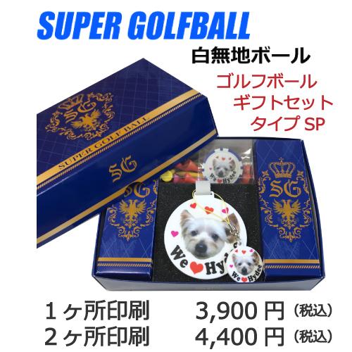 名入れギフトセットSP OEMゴルフボール