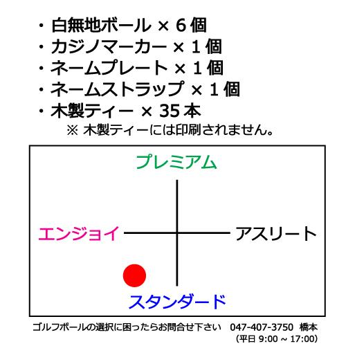 ゴルフボールギフトセットSP OEMゴルフボールの商品説明