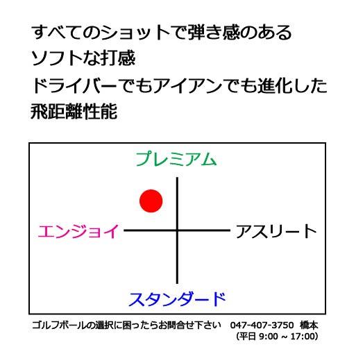 タイトリストVG3ゴルフボールの商品説明